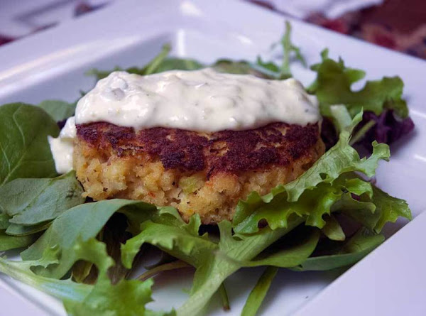 Spicy Baked (not Fried) Fish Cakes Big Easy Style Recipe