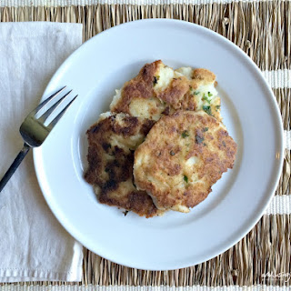 Mashed Potato Pancakes.