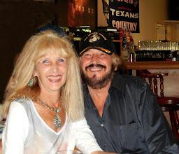 Photo: Toni & Jerry Cochran 18 July 2013