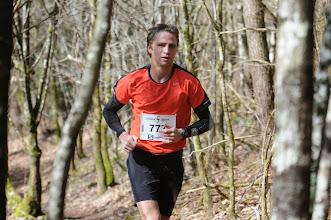 Photo: Course hors stade  22/03/2014  Trail des Trois Chapelles Bains-sur-Oust  15 km  Julien François  Athlé Pays de Redon