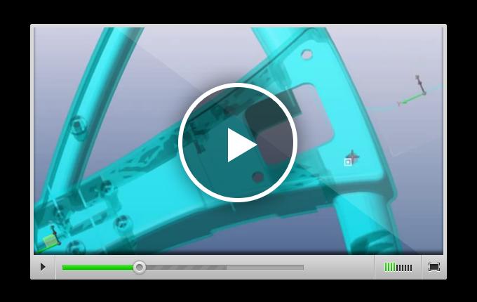 VISI Flow - анализ литья пластмасс