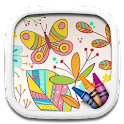 Four Seasons Coloring Pages icon