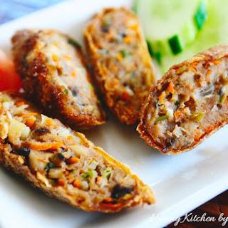 Chinese Meat Rolls 五香肉卷