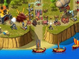 Roman Wars 2: Tower Defense