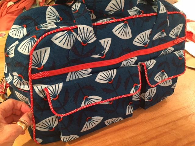 Weekender Sew Along Week 2: Piping and Cording Tutorial