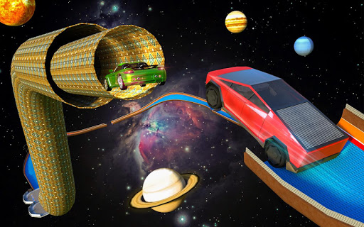 Ramp Car Stunts Racing - Extreme Car Stunt Games 1.35 screenshots 10