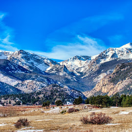 Elk Valley by Bruce Newman - Landscapes Mountains & Hills ( nature, inspirational, dramatic, winter, landscape,  )