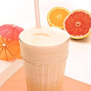 Healthy Citrus Shake.