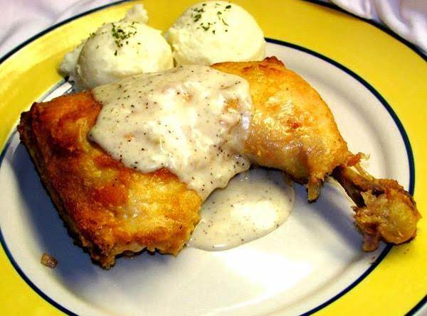Chicken With Country Gravy