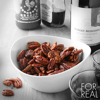 Robert Mondavi Private Selection Sriracha Honey Pecans