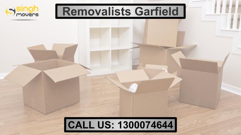 Removalists Garfield