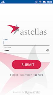 Astellas Rewards - náhled