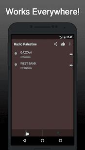 Radio Online Palestine - náhled