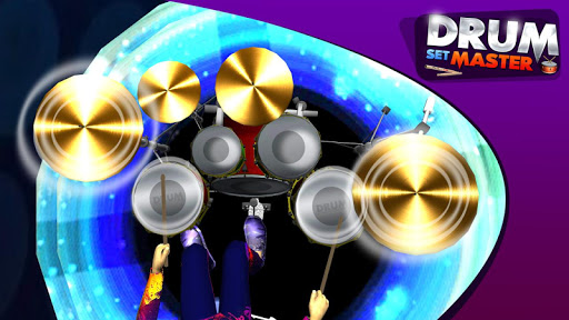 玩免費音樂APP|下載Drum Set Master app不用錢|硬是要APP