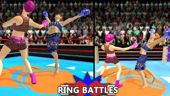 Girls Real Punch Boxing: World Fighting Champions - náhled