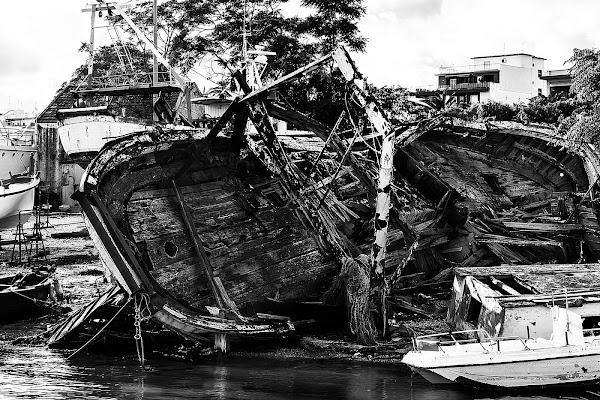 The Wreck di Massimo De Cata