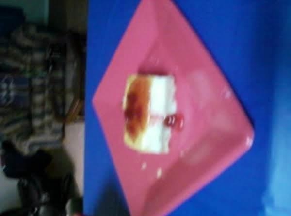 Cheesecake Squares - Diabetic Friendly Recipe