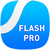 PlayerFL: Flash Blue Player for Android simulator
