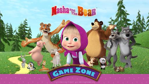 Masha and the Bear - Game zone 2.4 screenshots 17