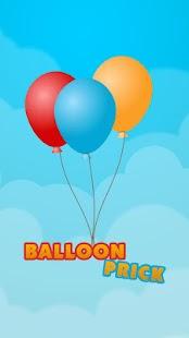 Balloon Prick - náhled