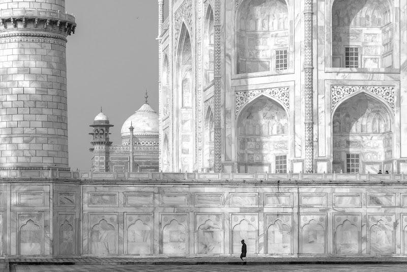 Taj Mahal di alberto raffaeli