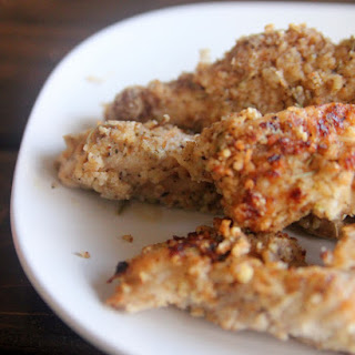Lime And Toasted Coconut Crusted Chicken (whole 30 Compatible!).