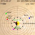 Planet Clock Pro icon