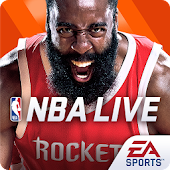 5.  NBA LIVE Mobile Basketball