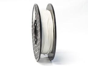 White PRO Series Thermoplastic Polyurethane (TPU) - 1.75mm (1lb)