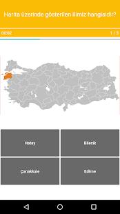 Harita Oyunu: Türkiye - Şehir Bulmaca - náhled