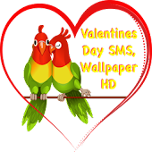 Valentines Day Romantic Love Wallpapers SMS in HD