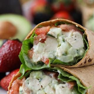 Chicken Salad Ranch Dressing Recipes