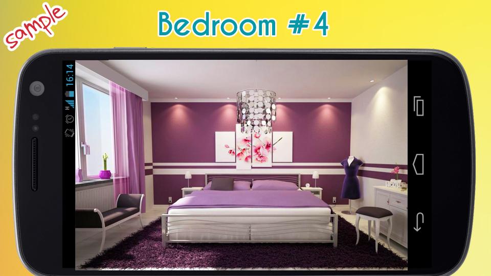 bedroom design ideas screenshot - Full Bedroom Designs