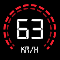 Speedometer : GPS, Distance Meter, HUD icon