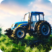 Real 3D Farming Tractor: Goods Transport Simulator