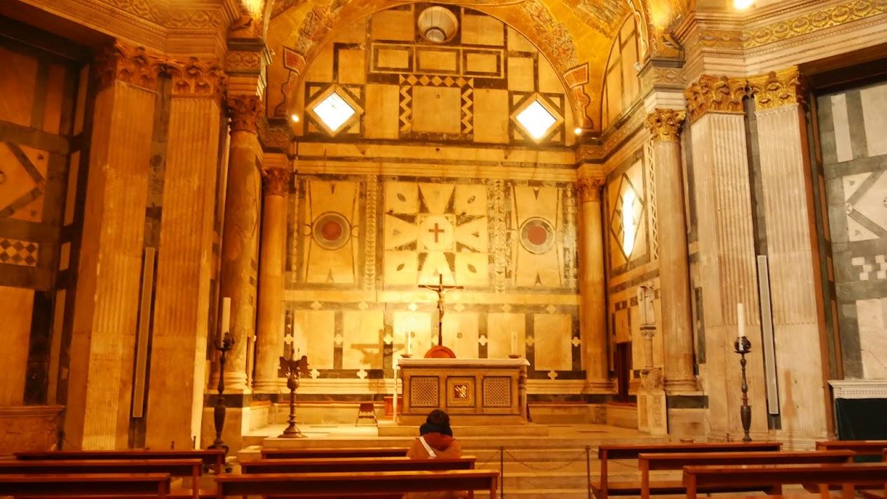 サン・ジョヴァンニ洗礼堂