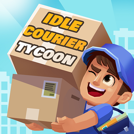 Idle Courier Tycoon - Manager Firmy 3D