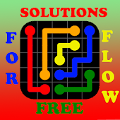 Solutions For Flow Free
