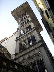 Visiter Ascenseur de Santa Justa