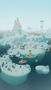 Penguin Isle Mod Apk (Unlimited Diamond + No Ads) 5