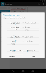 MyScript Smart Note Screenshot 20