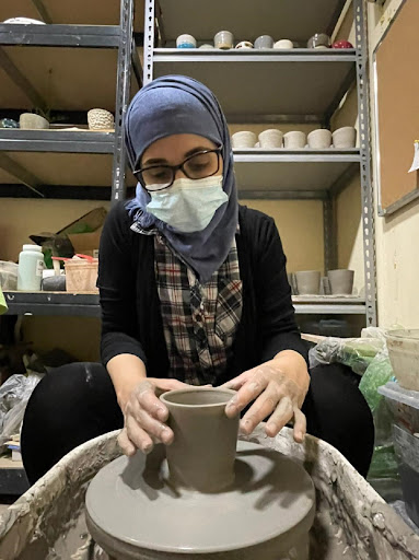 Being a Potter in Saudi Arabia   Ayshah Almosalam   Episode 753