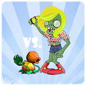 Zombie vs. Little Plant