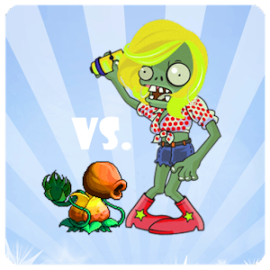 Zombie vs. Little Plant for PC and MAC