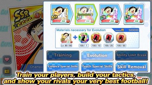 Captain Tsubasa: Dream Team apkpoly screenshots 6