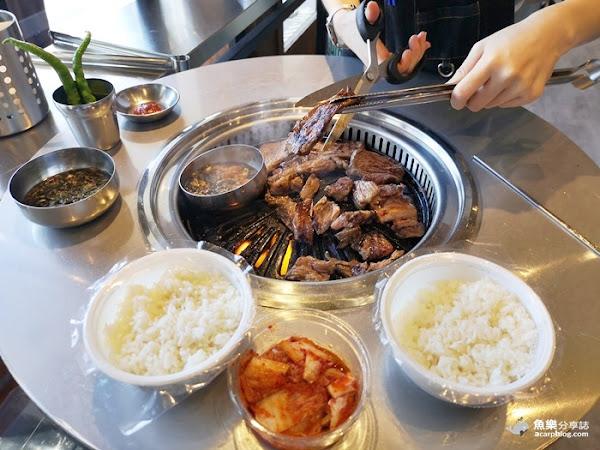 新村站著吃烤肉 台灣一號店