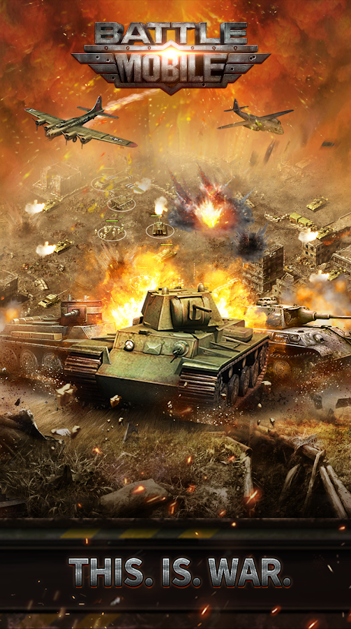 Battle Mobile- screenshot