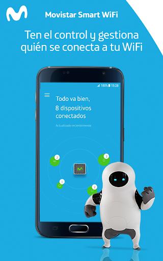 Movistar Smart WiFi 1.9.35 Screenshots 1