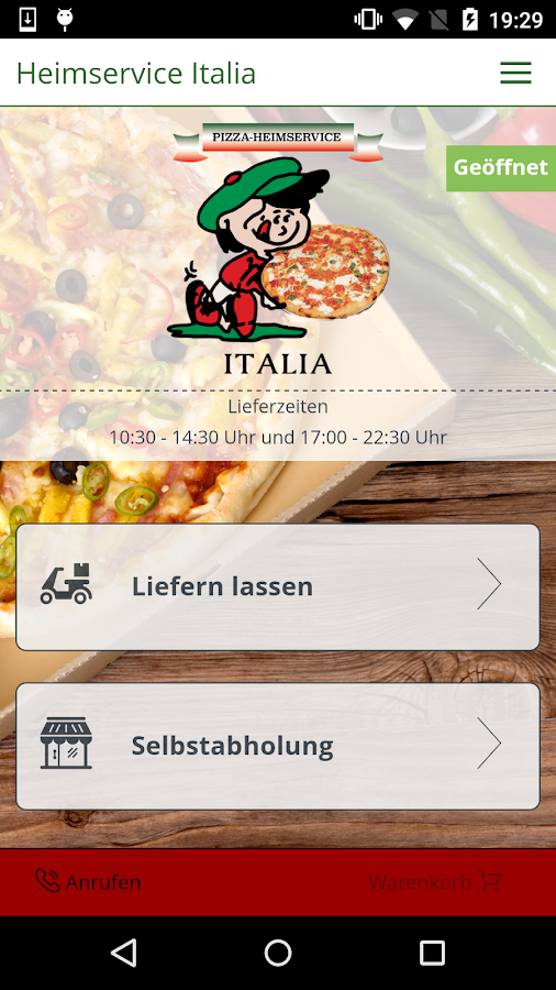 Heimservice Italia- screenshot