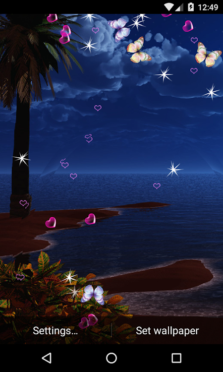 Moonlight Live Wallpaper Android Apps Appagg